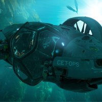 Avatar Concept Art Reveals New Underwater Vehicle