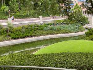 Cinderella Castle & Moat - Magic Kingdom - Walt Disney World Resort