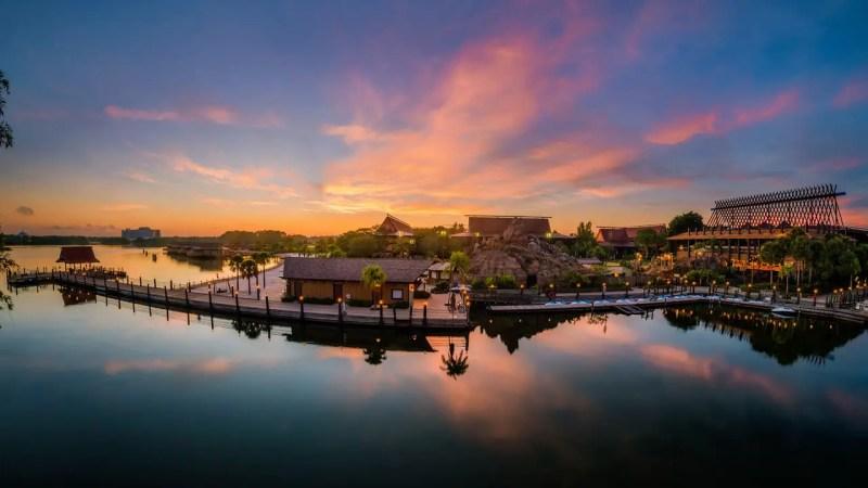 Disney's Polynesian Resort - Featured Image