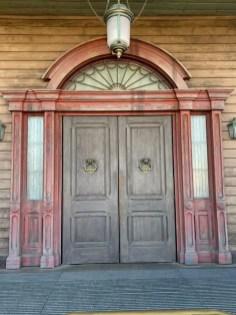 Phantom Manor Entrance - Disneyland Paris