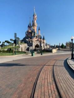 Le Château de la Belle au Bois Dormant - Disneyland Paris