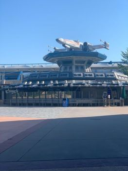 Star Tours - Disneyland Paris