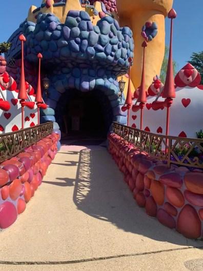 Alice's Curious Labyrinth - Disneyland Paris