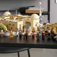 LEGO Unveils Massive Mos Eisley Cantina Star Wars Set