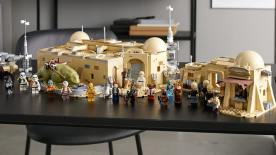 LEGO Mos Eisley Cantina Featured Image