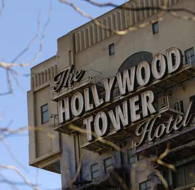 Tower of Terror - Walt Disney Studios - Disneyland Paris