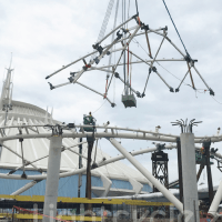 TRON Lightcycle / Run Reaches Major Milestone at Magic Kingdom