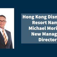 Hong Kong Disneyland Resort Names Michael Moriarty New Managing Director