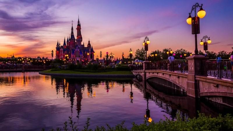 Shanghai Disney Resort - Featured Image