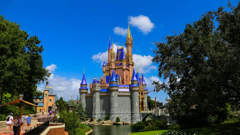 Walt Disney World Resort - Featured Image