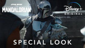 The Mandalorian Special Look