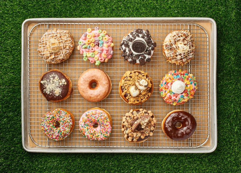 Everglazed Donuts & Cold Brew