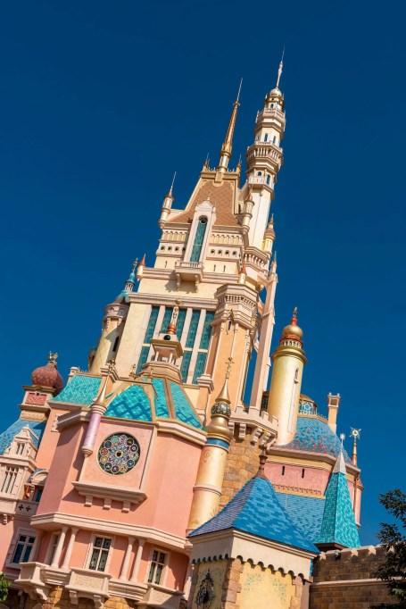 Castle of Magical Dreams Hong Kong Disneyland-12
