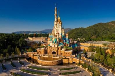 Castle of Magical Dreams Hong Kong Disneyland-4