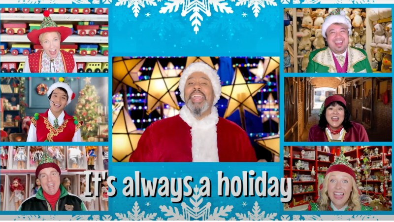 It's Always a Holiday - Featured Image