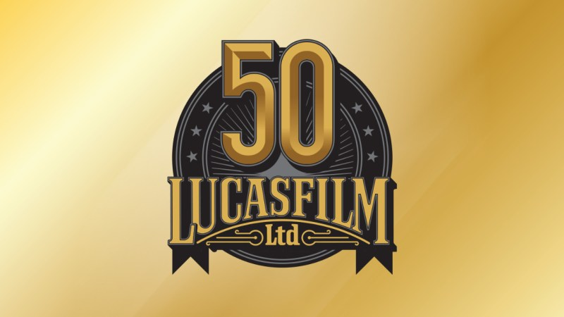 Lucasfilm 50th Anniversary - Featured Image