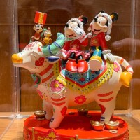Lunar New Year Merchandise Arrives at Downtown Disney District Celebrating the Year of the Ox