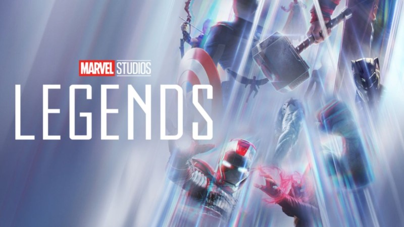 Marvel Studios: Legends - Featured Image