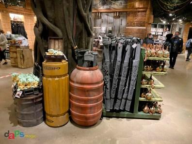 Disneyland Resort Legacy Passholder Preview of Star Wars Trading Post at Downtown Disney District-29