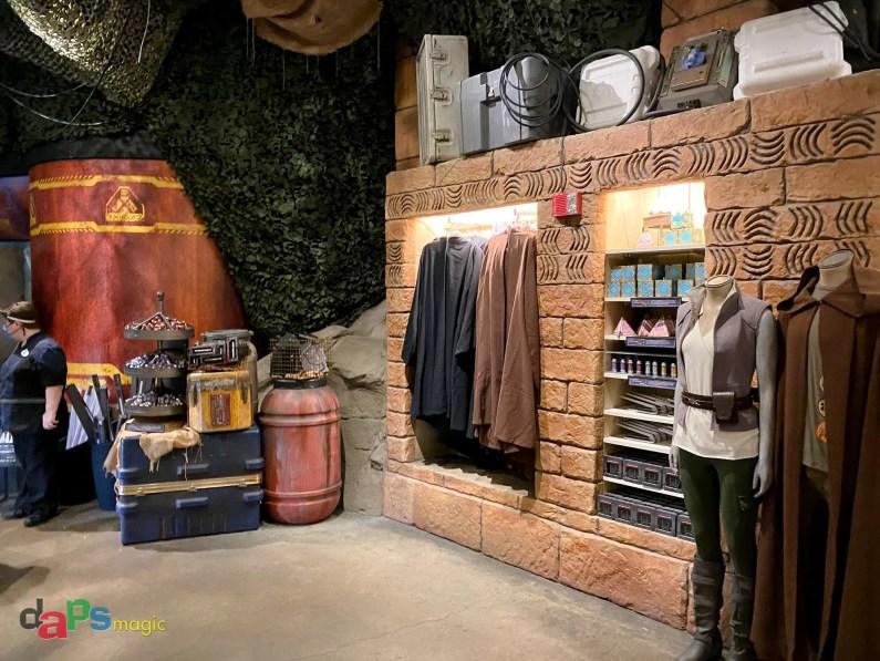 Disneyland Resort Legacy Passholder Preview of Star Wars Trading Post at Downtown Disney District-30