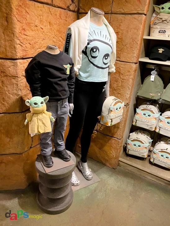 Disneyland Resort Legacy Passholder Preview of Star Wars Trading Post at Downtown Disney District-43