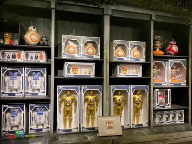Disneyland Resort Legacy Passholder Preview of Star Wars Trading Post at Downtown Disney District-53