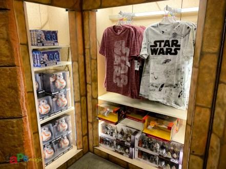 Disneyland Resort Legacy Passholder Preview of Star Wars Trading Post at Downtown Disney District-62