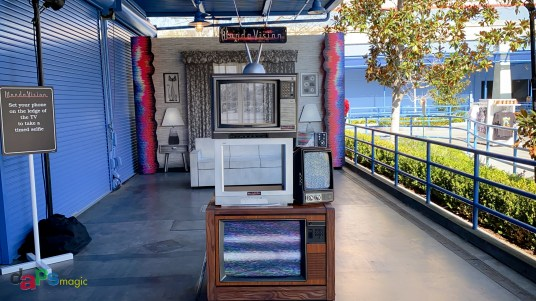 Disneyland Resort Legacy Passholder WandaVision Photo Location-2