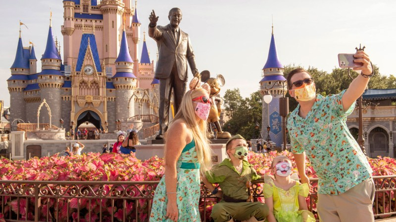 Walt Disney World Face Coverings - Featured Image
