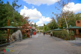 A look at Grizzly Peak Airfield ahead of Buena Vista Street closing ahead of A Touch of Disney