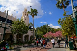 A beautiful spring day in Carthay Circle