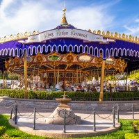 Disneyland Resort Shares Look at Refurbished King Arthur Carousel