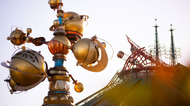 Disneyland Paris Orbitron - Featured Image