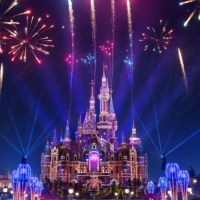 "Shanghai Disney Resort's 5th Birthday ""Year of Magical Surprises"" Celebration Officially Begins with Spectacular New Nighttime Show"