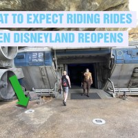 What to Expect With Riding Rides When Disneyland Reopens