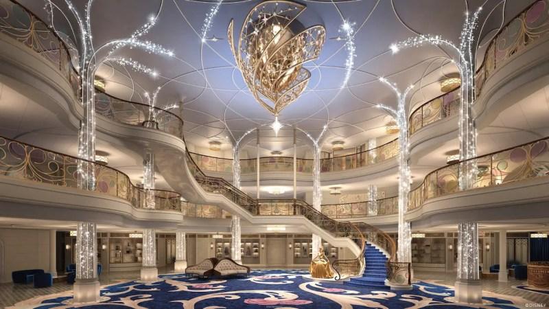Disney Wish Design Concept