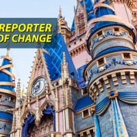 A Week of Change - DISNEY Reporter