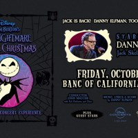 Legacy Passholders Get Early Access to The Nightmare Before Christmas Concert Experience with Danny Elfman Tickets