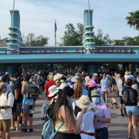 Guests Visit Disneyland Resort on First Day Without Mandatory Masks Mostly Without Masks