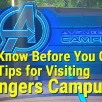 Know Before You Go: Tips for Visiting Avengers Campus