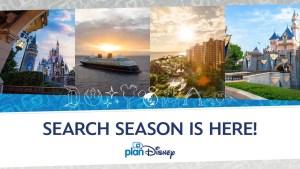 planDisney Search