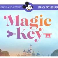 """Magic Key"" - New Disneyland Resort Annual Pass to Be Announced Tomorrow"