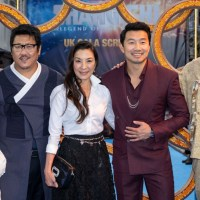 Pictorial: U.K. Gala Screening of Shang-Chi and The Legend of The Ten Rings