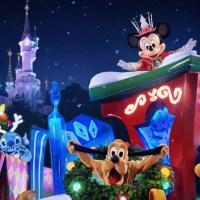 Disneyland Paris to Kick off Christmas Season with New Parade!