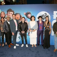 Pictorial: Ron's Gone Wrong U.S. Premiere