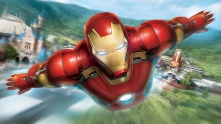Hong Kong Disneyland_Iron Man (1)