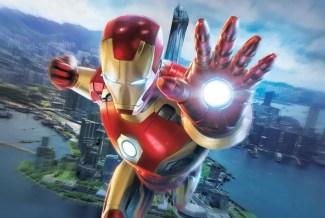 Hong Kong Disneyland_Iron Man (2)
