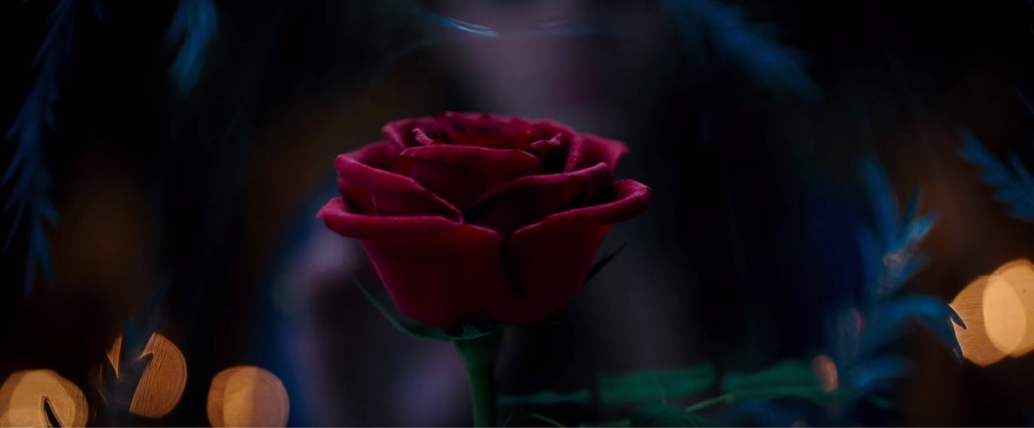 Disney's Live-Action Beauty and the Beast Teaser Trailer