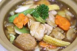 Sapo Tahu Ayam