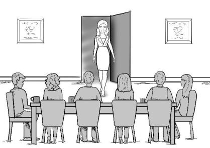 How to look and sound great at your next important meeting
